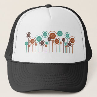 Sound Daisies Trucker Hat