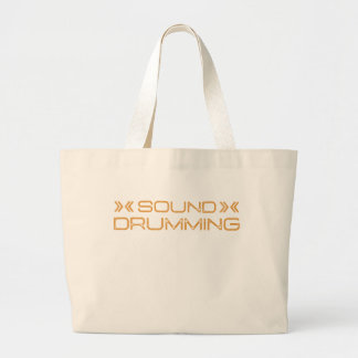 Sound Drumming Tote