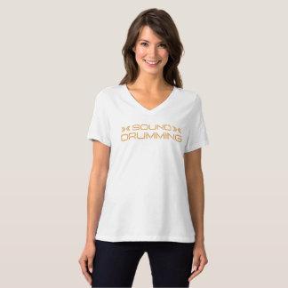 Sound Drumming Women's T-shirt
