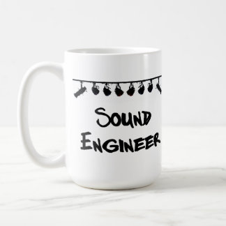 Sound Engineers Mug