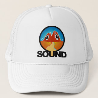 Sound Hat with Valley Theme Christmas gift