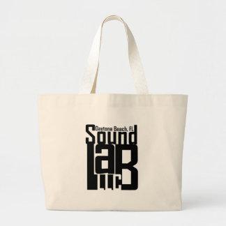 Sound Lab LLC Jumbo Tote Bag