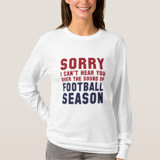 Sound Of Football Season T-Shirt