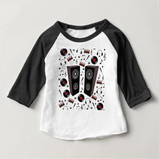 Sound pattern baby T-Shirt