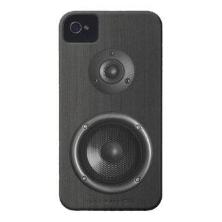 Sound Speaker Funny Music iPhone4 CaseMate case iPhone 4 Case-Mate Case
