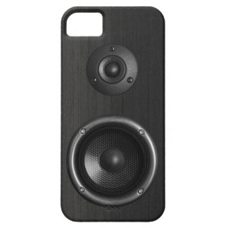 Sound Speaker Funny Music iPhone 5 Cover