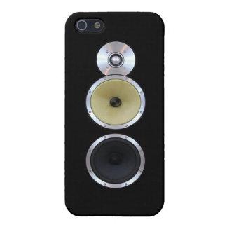 Sound Speaker iPhone 5C Case