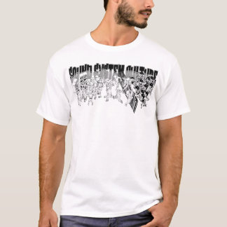 Sound System Culture Breakout T-Shirt