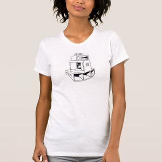 Sound system t shirt