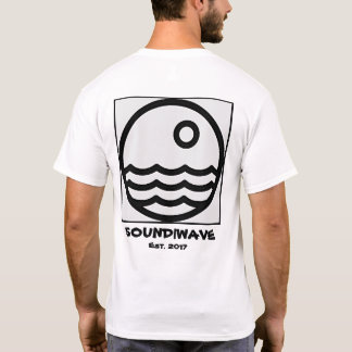 SOUND WAVE CREATIVE T-Shirt