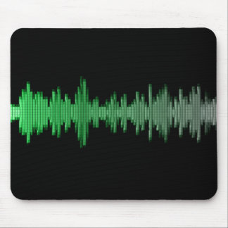 Sound Wave Mousepad
