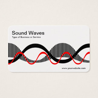 Sound Waves 02 - (Platinum)