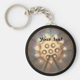 Sounds of the Caribbean~Customize Key Ring