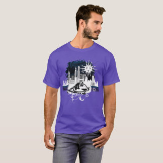 Sounds of the CIty Sun Rise T-Shirt