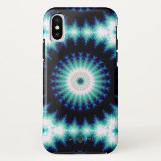 Soundwave Mandala iPhone X Case