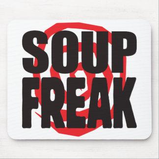Soup Freak Mouse Mats