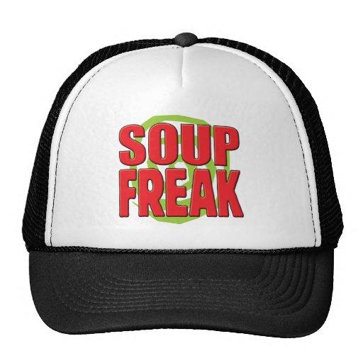 Soup Freak R Mesh Hats