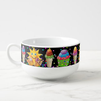 Soup, Ice Cream, Cereal Bowl - You Name It - SRF Soup Mug