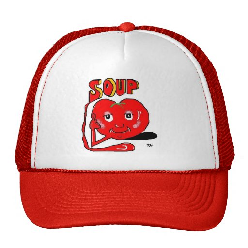 soup lovers hat