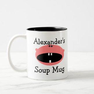 Soup Mug-Personalise Name