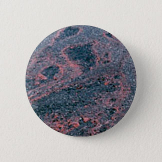 soup of lava 6 cm round badge