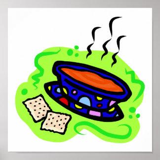 Soup Print
