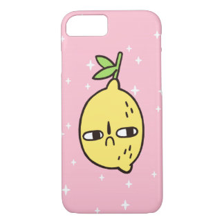 Sour Lemon PhoneCase by NorthernSPells iPhone 8/7 Case