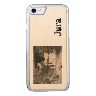 Source of the River Lizon Franche Comte Jura Carved iPhone 8/7 Case