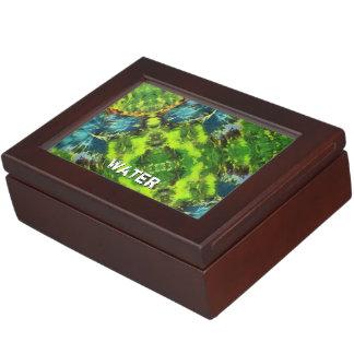 Source Of Water Keepsake Box