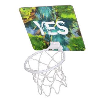 Source Of Water Mini Basketball Hoop