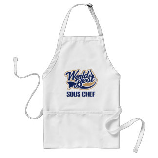 Sous Chef Gift Apron