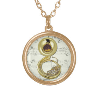 Sousaphone - Necklace - Choose your color