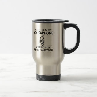 Sousaphone Nothing Else Matters Coffee Mugs