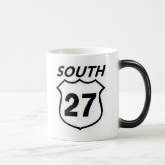 SOUTH 27 COFFEE CUP