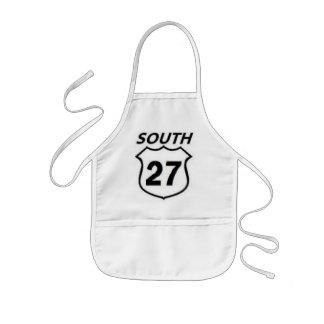 SOUTH 27 KIDS BIB APRON