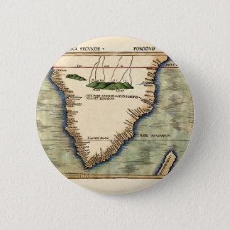 South Africa 1513 6 Cm Round Badge