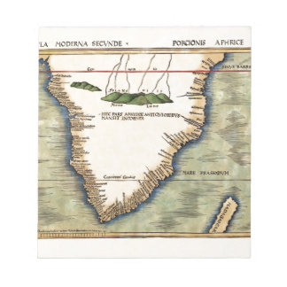 South Africa 1513 Notepad