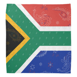 South Africa Bandana