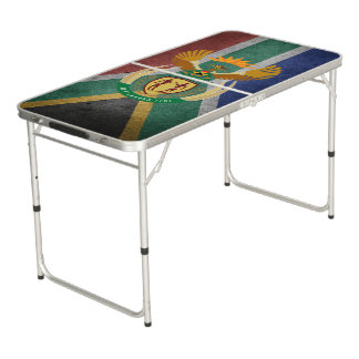 South Africa Beer Pong Table