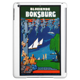 South Africa Boksburg Vintage Travel Poster
