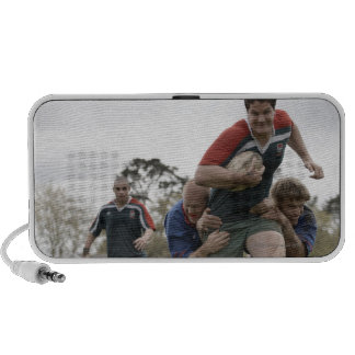 South Africa, Cape Town, False Bay Rugby Club Speaker