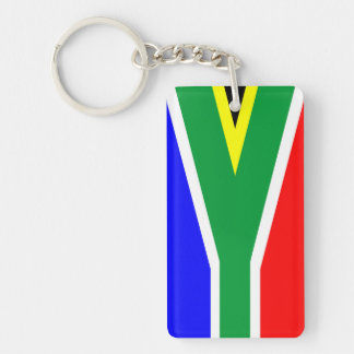 south africa country flag nation symbol name text key ring