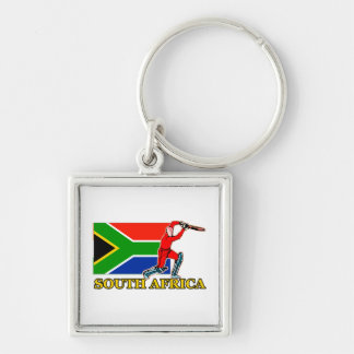 South Africa Cricket Player Keychains