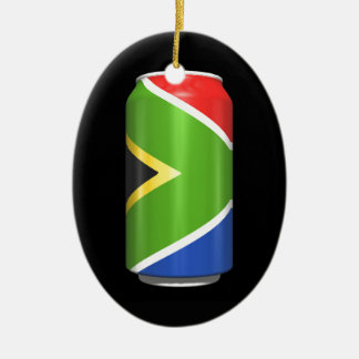 South Africa drinks Ceramic Ornament