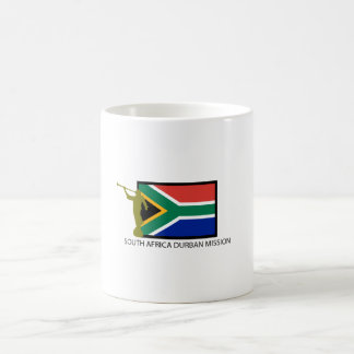 SOUTH AFRICA DURBAN MISSION LDS CTR COFFEE MUG