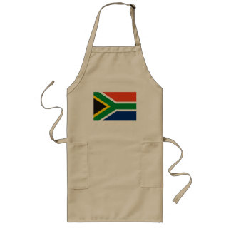 South Africa Flag Apron