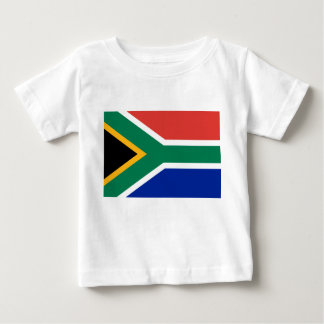 South Africa Flag Baby T-Shirt