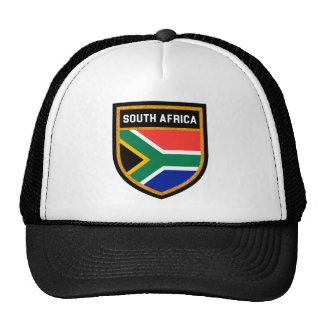 South Africa Flag Cap