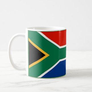 South Africa Flag Coffee Mug