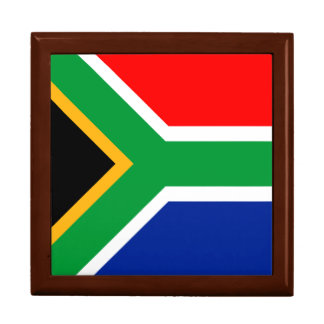 South Africa Flag Gift Box
